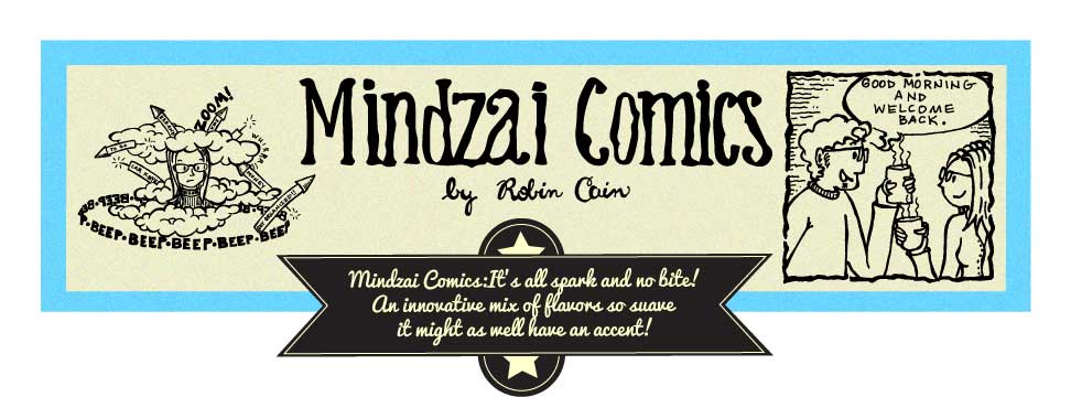 Mindzai Comics