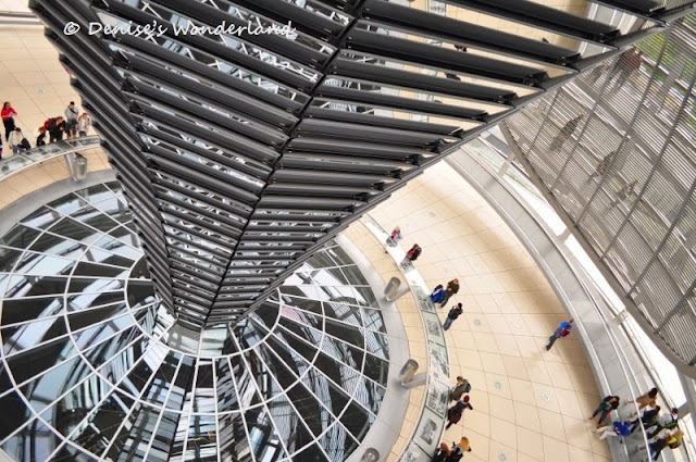 Reichstag Dome, The Glass Dome in Berlin