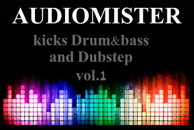 Descarga Kicks Drum&bass y Dubstep Vol.1