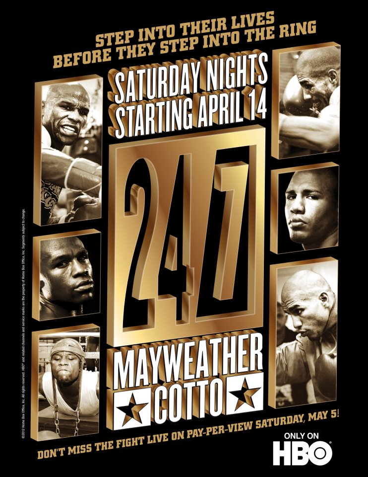 24/7 Mayweather Cotto