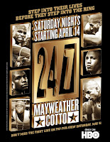 Mayweather vs Cotto 24/7