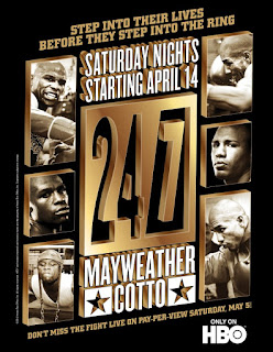 Mayweather vs Cotto 24-7