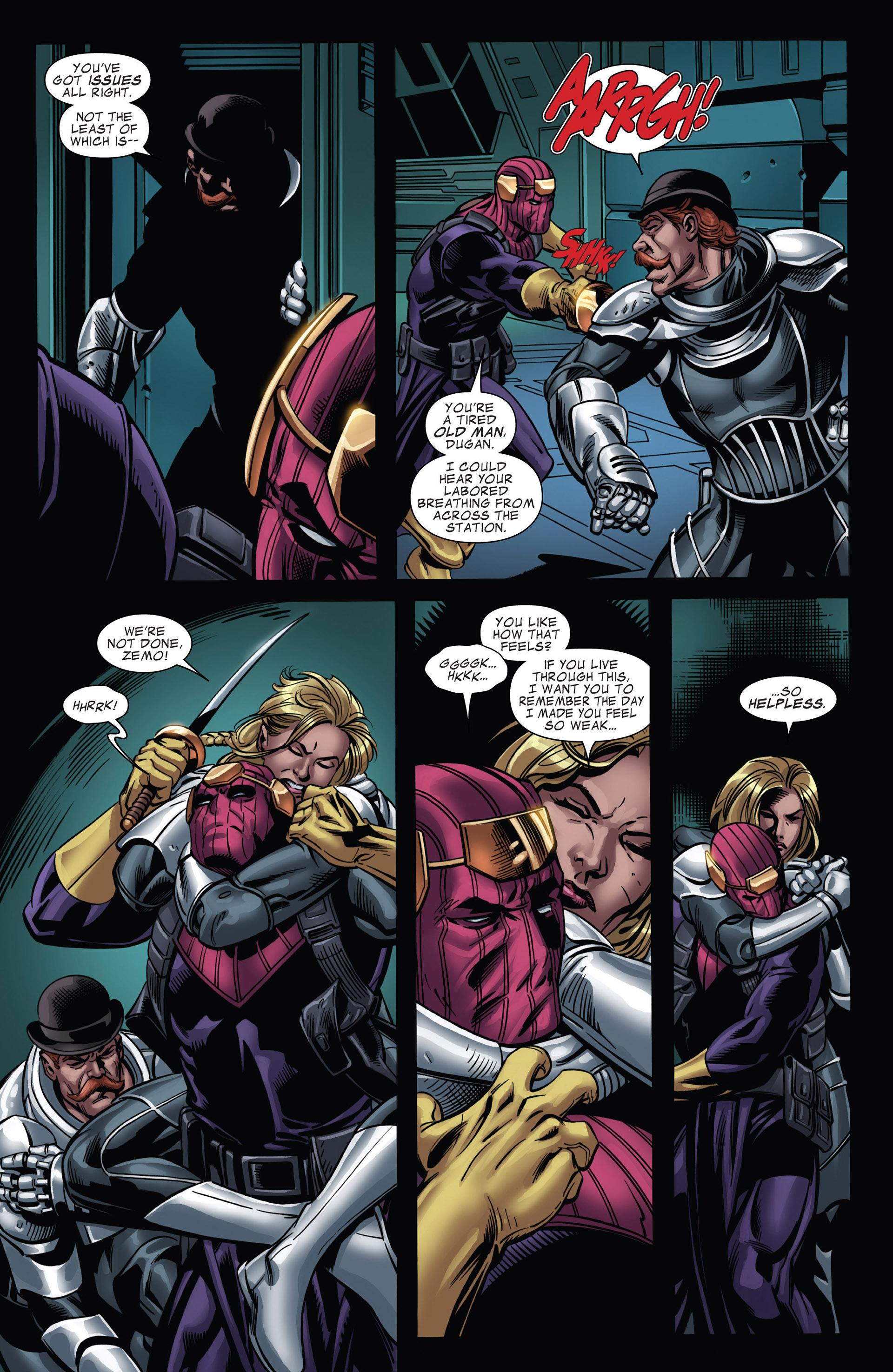 Captain America (2011) Issue #18 #18 - English 11