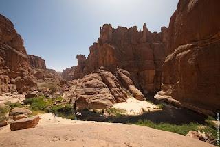 Gurun Sahara Yang Menakjubkan