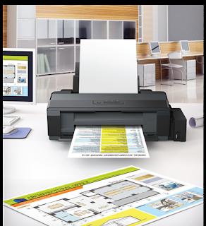 Spesifikasi Epson L1300 Printer A3 harga terbaru