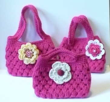 Lets create: Crochet Gift Card Holders/Small Gift Bags