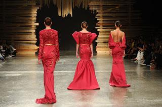 Ezra Santos, The Maria Clara gowns, Wedding couture, Dubai couture, Fashion Forward Dubai, Season 5, FFWDXB, Luxury Pret, Couture Designer, Manila, Traditional Gown, Fashion, Fashion in Dubai, Fashion Blogger in Dubai, red alice rao