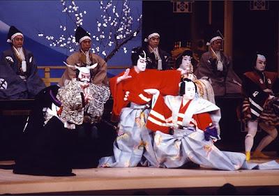 Teatro Kabuki-za en Tokio