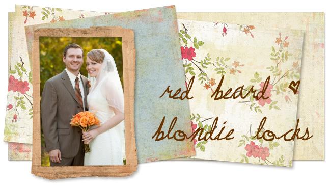 Red Beard & Blondie Locks