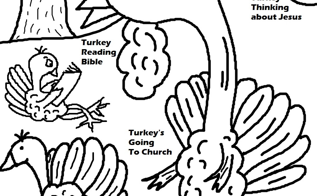 Church House Collection Blog Turkeys Going To Church And