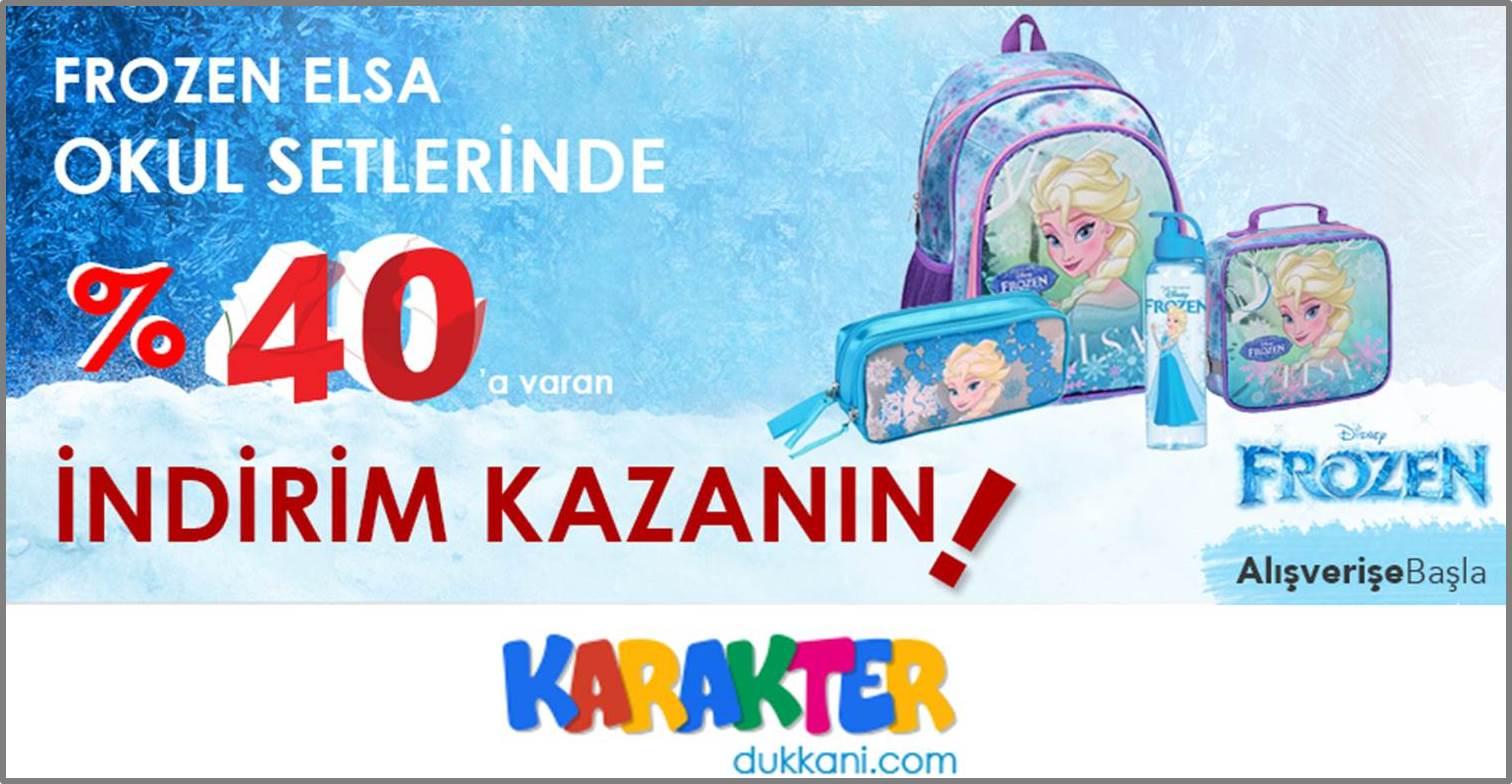 Frozen Elsa Okul Setleri