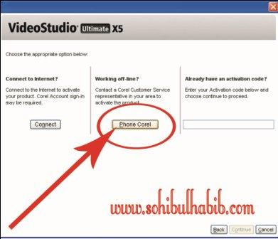 Cara Install Corel Video Studio Pro X5 15.1.0.34 Dengan Keygen