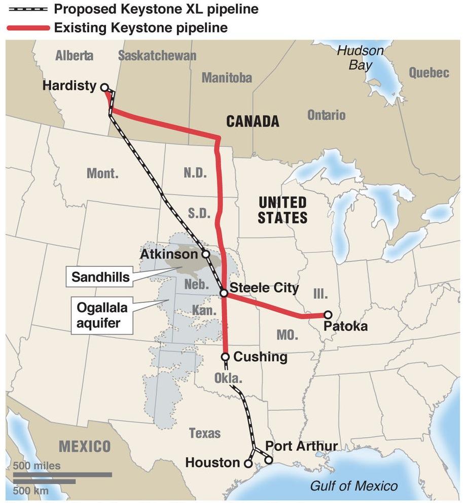 texas judge rules keystone pipeline has eminent domain