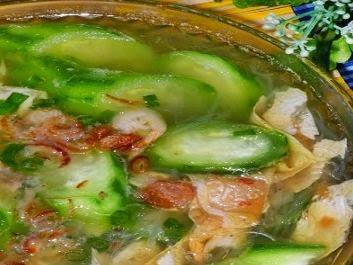 Resep Membuat Sup Oyong Yang Enak dan Mudah