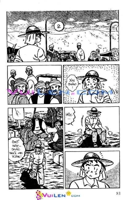 Jindodinho - Đường Dẫn Đến Khung Thành III  Tập 44 page 81 Congtruyen24h