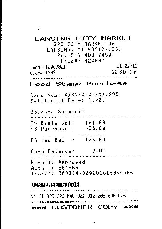 Adventures of a thrifty mama on a city stead x treme food stamp x treme food stamp challenge the beginning of the month receipts fandeluxe Image collections