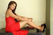Ashwini glamorous photos in red-thumbnail-7