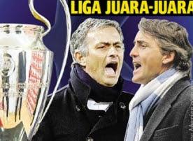 Real Madrid, Man City dalam 'Kumpulan Maut'