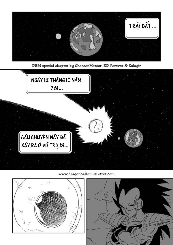 Dragon ball Multiverse Chap 027