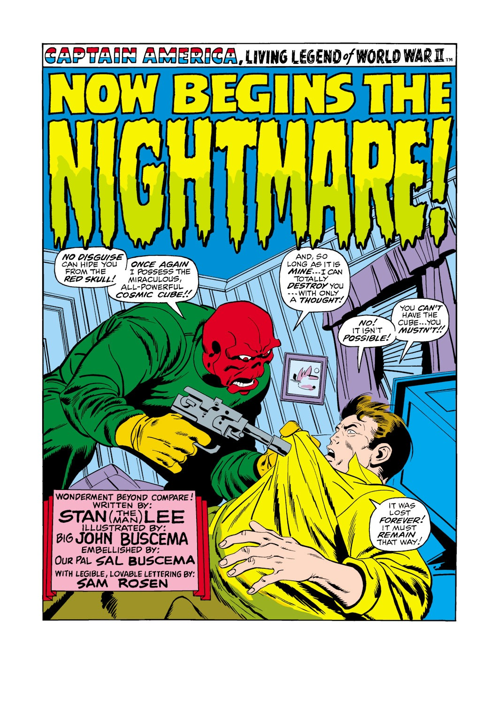 Captain America (1968) Issue #115 #29 - English 2