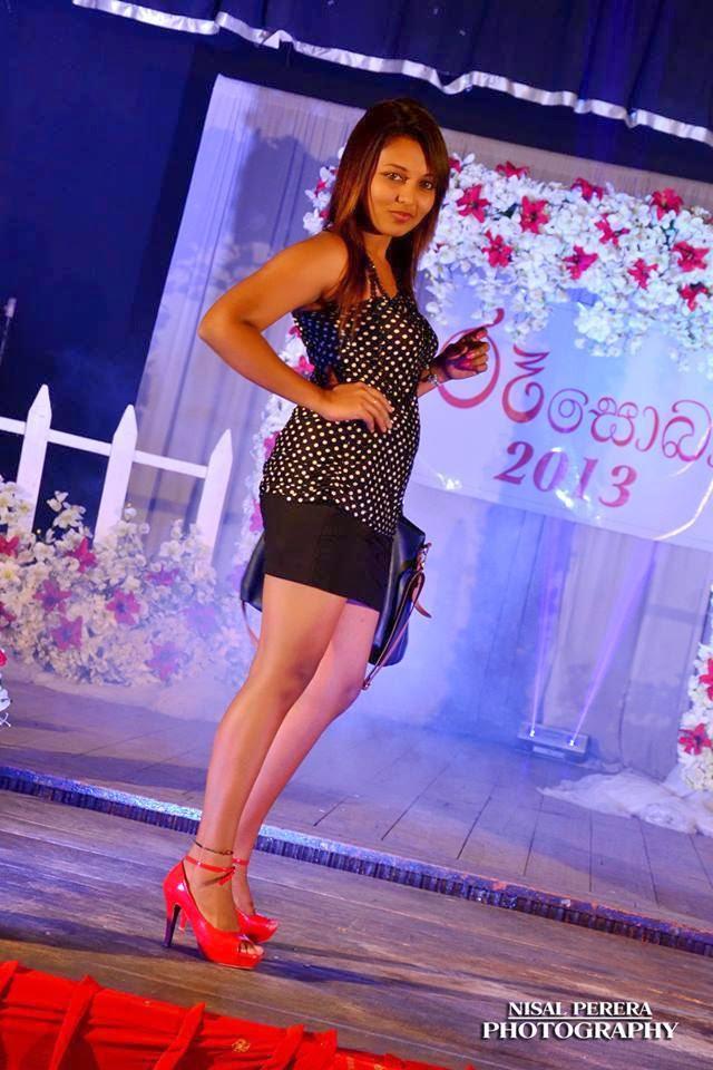 Shani Shenaya Wickremasinghe sl model