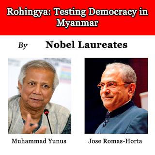 Rohingya: Testing Democracy in Myanmar ~ Rohingya Blogger