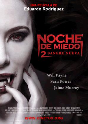 Noche de miedo 2: Sangre nueva Poster