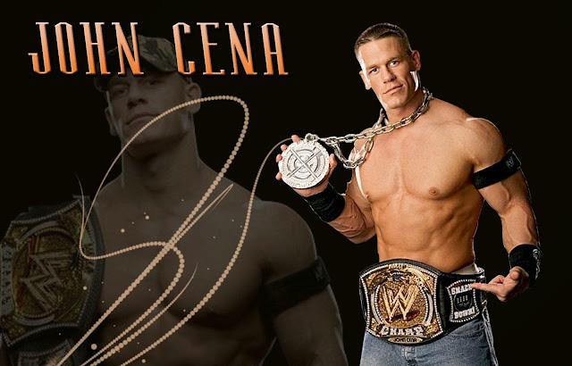 WWe John Cena Wallpaper