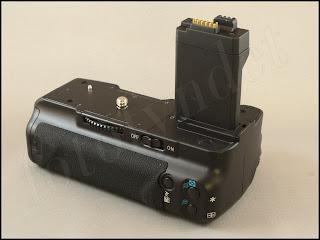 Batterigrepp motsv. Canon BG-E5 för 450D/500D