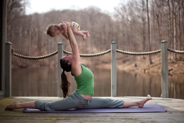 Yogi & Mother