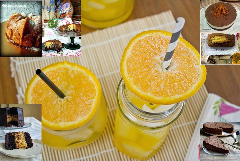 Recetas dulces de naranja