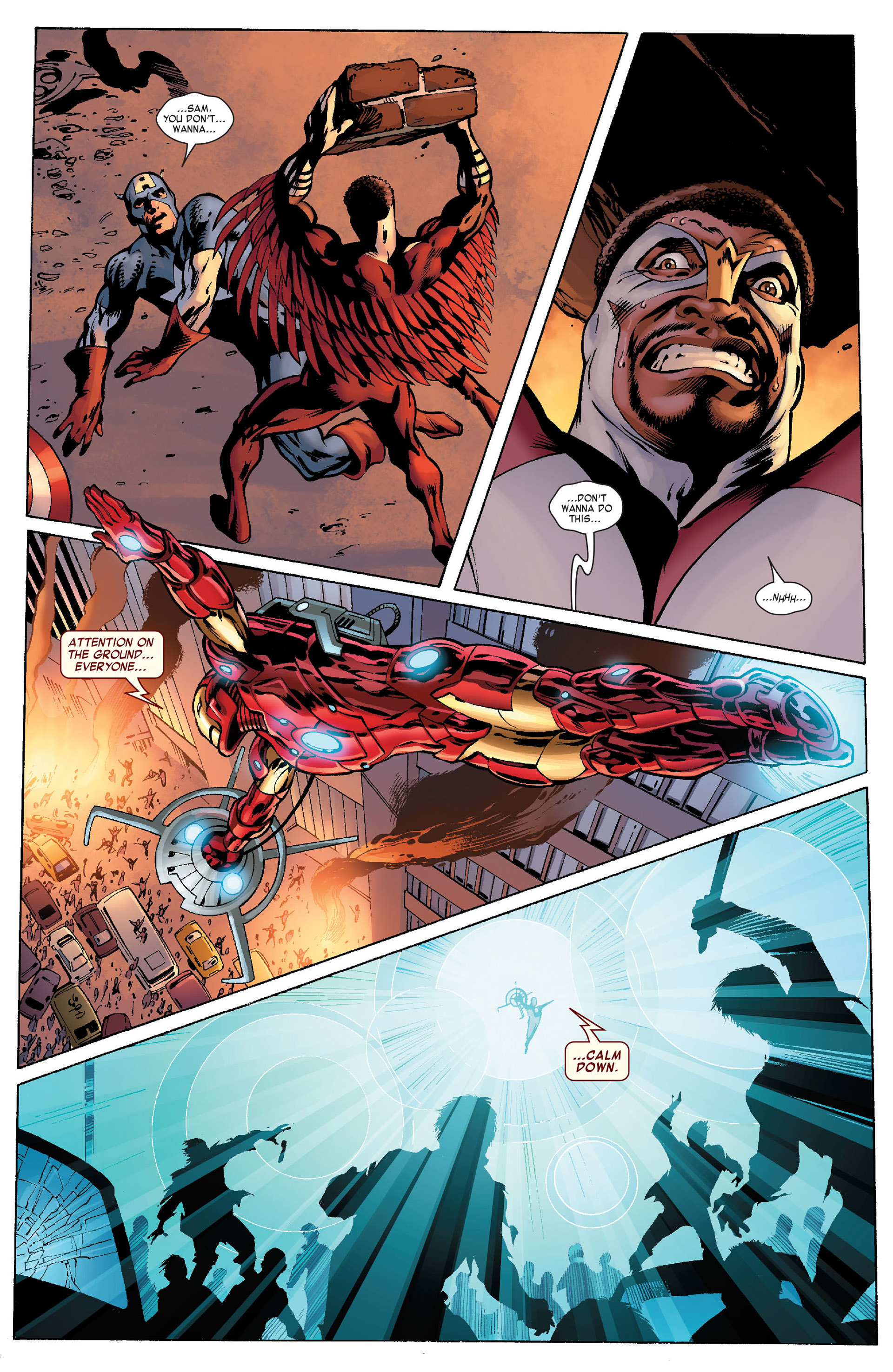Captain America (2011) Issue #10 #10 - English 19