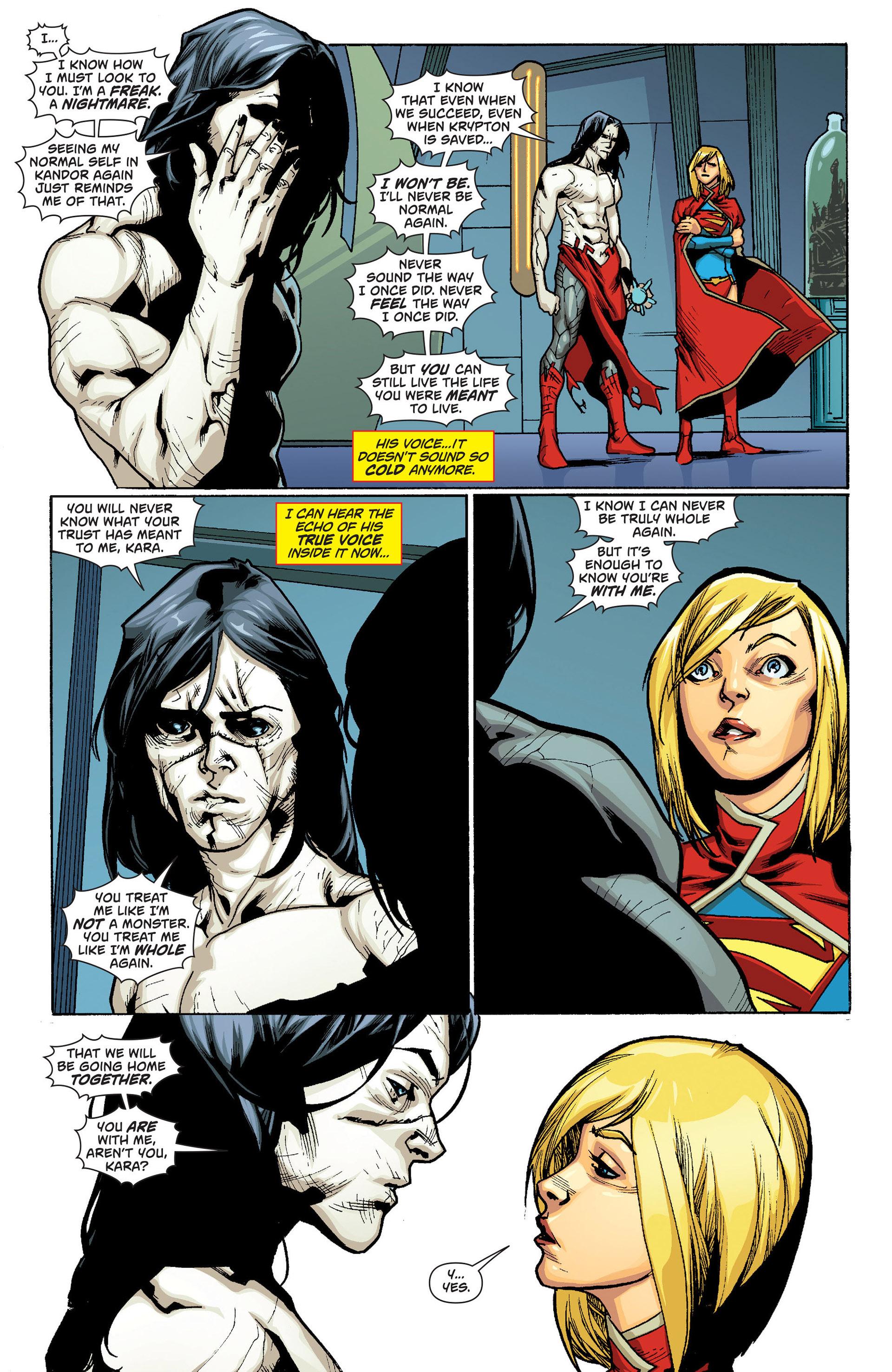 Supergirl (2011) Issue #15 #17 - English 20