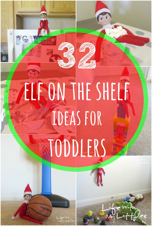 elf on the shelf, best elf on the shelf, ideas for toddlers, elf on the shelf for toddlers, #elfontheshelf #toddlerideas #elffortoddlers #easyelfontheshelf