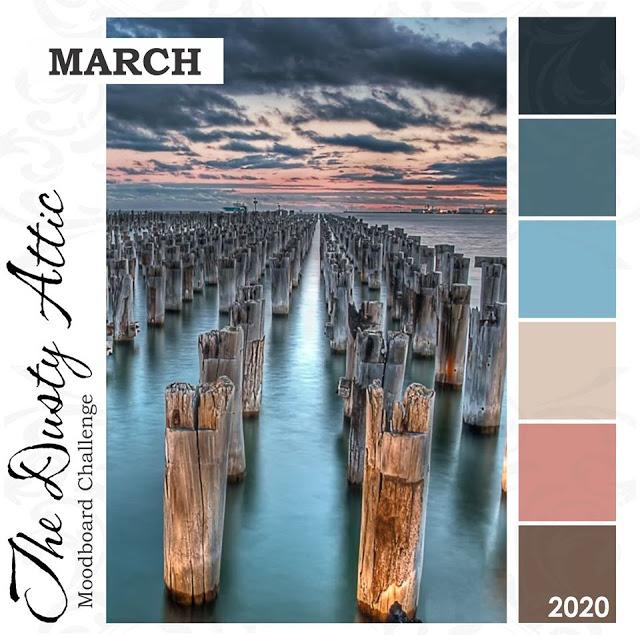 March Mood Board 2020