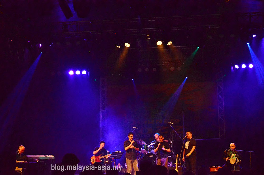 Iriao at Borneo Jazz Festival