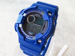 CASIO G-SHOCK FROGMAN TITANIUM DW-9902-WCCS - BLUE