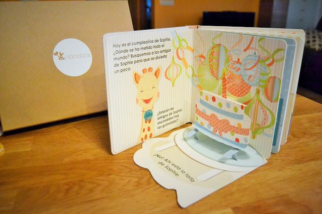 sophie-la-jirafa-cuento-libro-nonabox-mamuky-productos-niños-bebes
