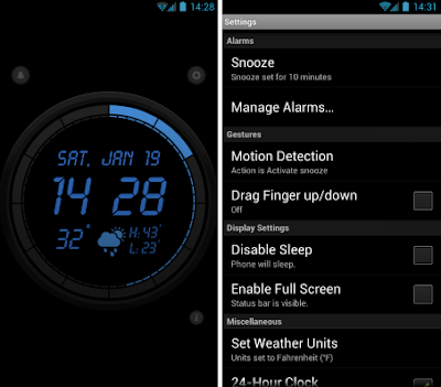 best alarm clock for android