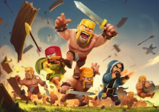 clash of clans e migliori giochi guerra
