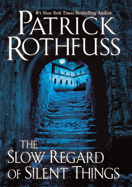 http://www.penguin.com/book/the-slow-regard-of-silent-things-by-patrick-rothfuss/9780756410438