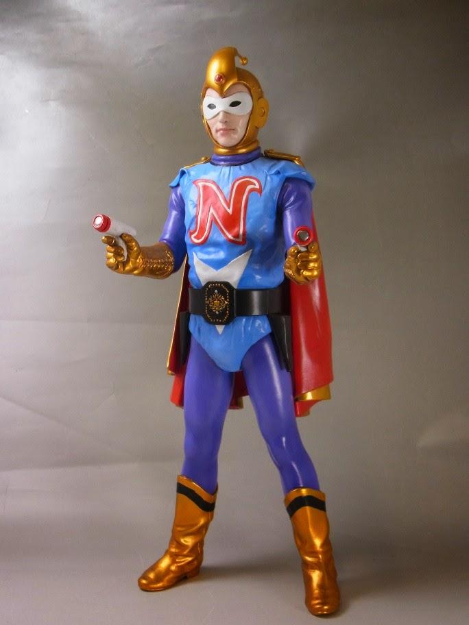 NACIONAL KID (ナショナルキッド /  NASHÔNARU KIDDO / NATIONAL KID)