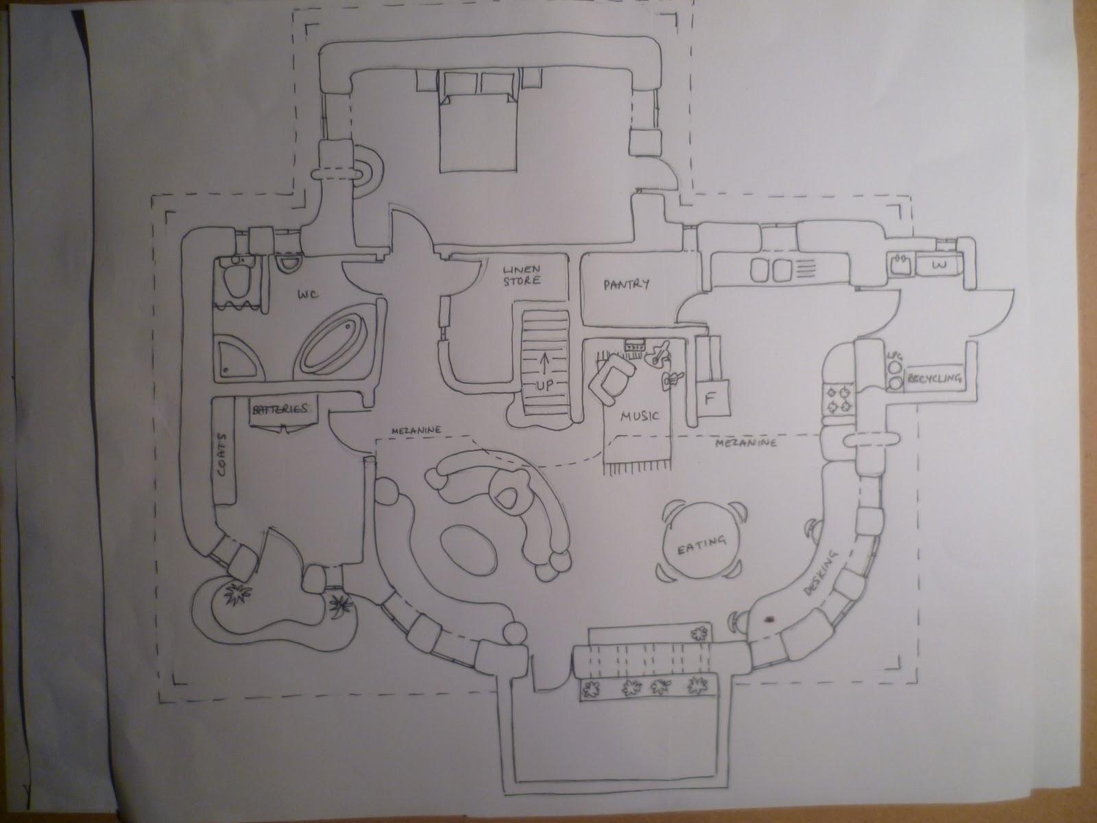 Cobbing Along Change Of Cob Floor Plans