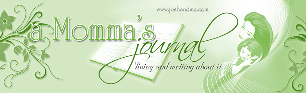A Momma&#39;s Journal