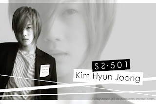 Kim Hyun Joong Wallpaper