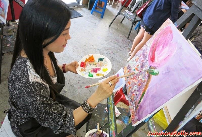 Laura Mercier Spring 2015 Colour Story, Watercolour Clouds Look, Laura Mercier Spring 2015, makeup, spring 2015 look,