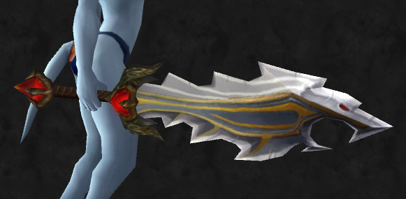 Lionheart Executioner, Reborn - Item - World of Warcraft