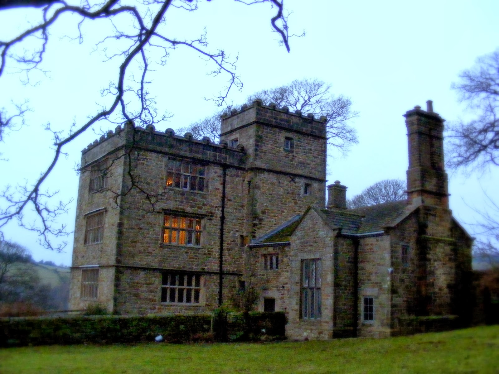 Places Of Fancy Where Is Thornfield Hall In Jane Eyre