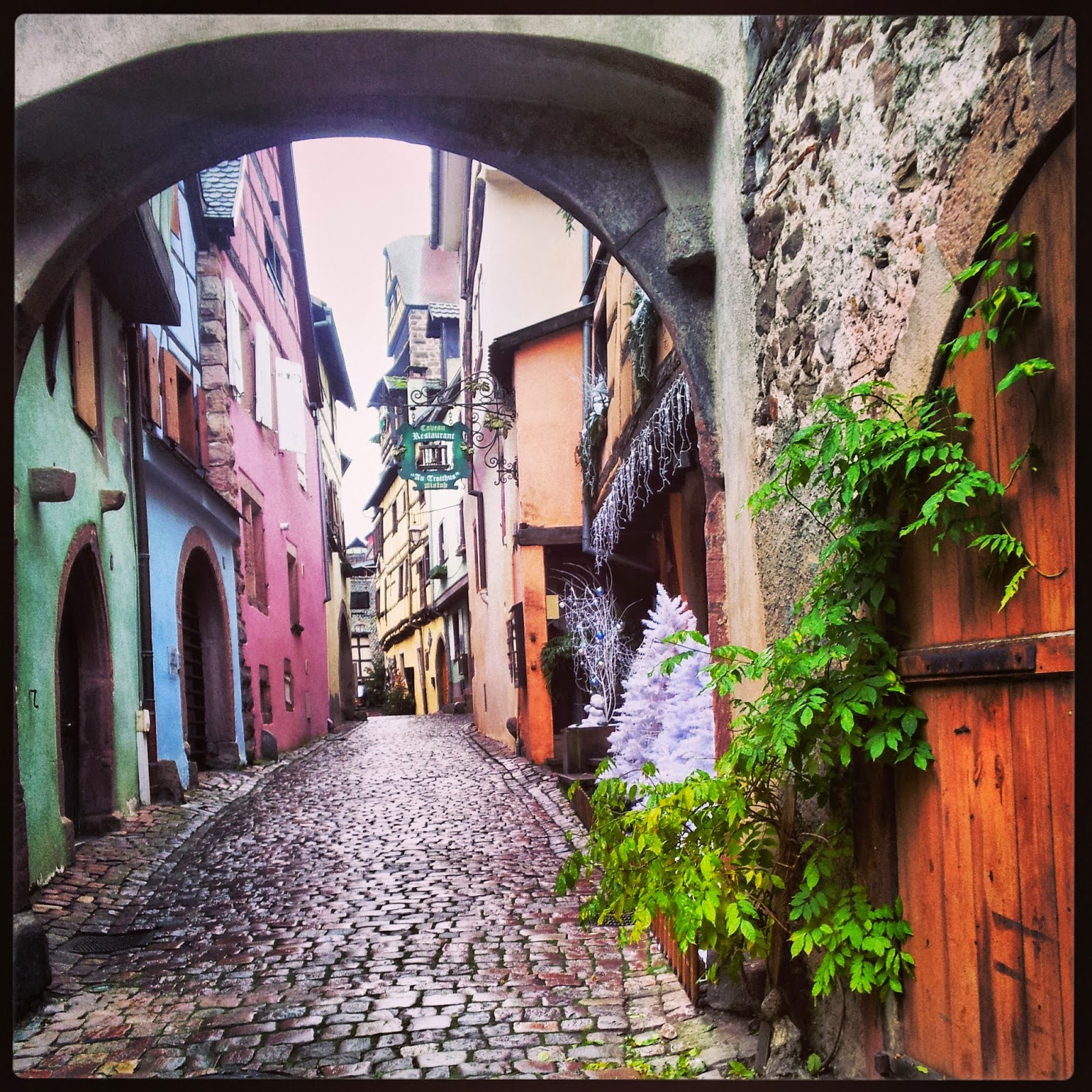 Riquewihr - Black Cat Souvenirs