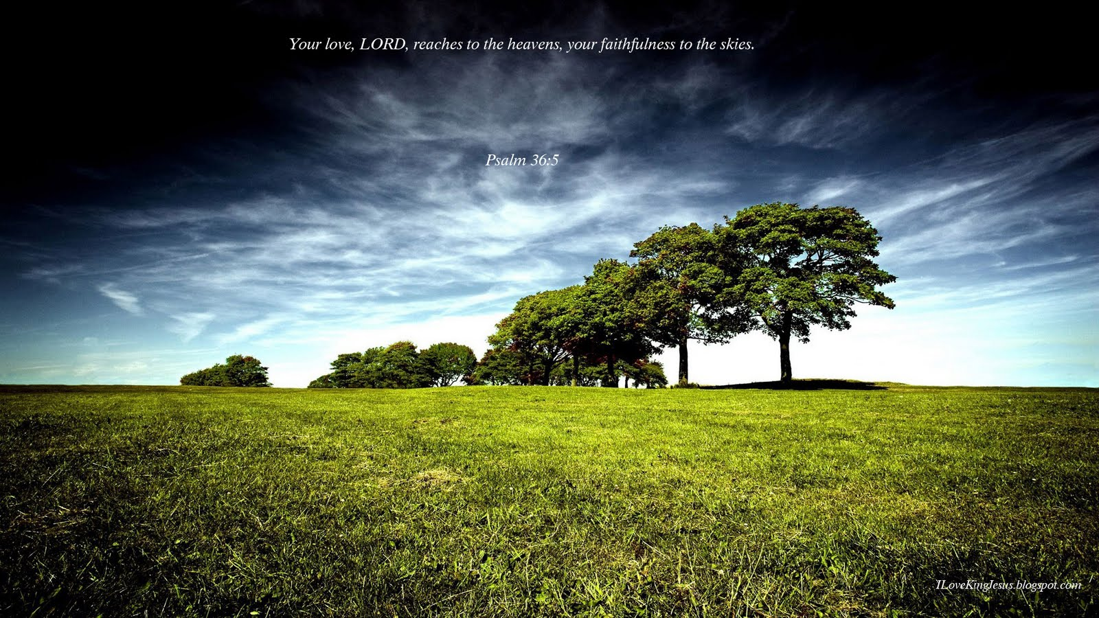 I Love King Jesus HD Christian Wallpapers